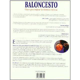 Baloncesto/ Basketball: Claves para mejorar las destreza tecnicas/ Steps to Success (Spanish Edition): Hal Wissel: 9788479026714: Books