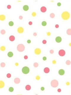 Wallpaper Warner by Brewster Girls Rule Dotty GIR95631: Home Improvement