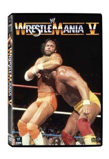 WWE WrestleMania V Hulk Hogan, 'Macho Man' Randy Savage, Rowdy Rowdy Piper, World Wrestling Movies & TV