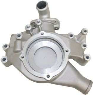 PRW 5244001 As Cast Aluminum Alloy Water Pump Housing for Mopar 361 440 1958 79 Automotive