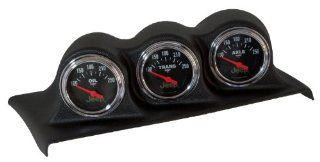 Auto Meter 5380 Gauge Works Triple Dash Pod Automotive