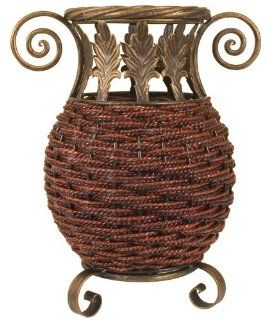 Acoustic Research HDT371 Home Decor Wide Table Top Weave Vase for HD510 Satellite Speakers, Single (Discontinued by Manufacturer) Electronics