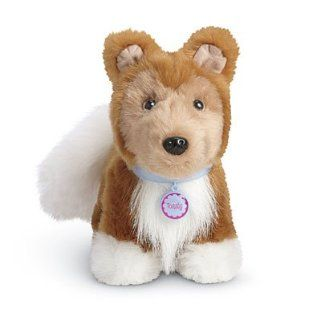 """American Girl Toasty Pet Set MyAG 6"""" Puppy Dog for an 18 inch doll Toys & Games"""