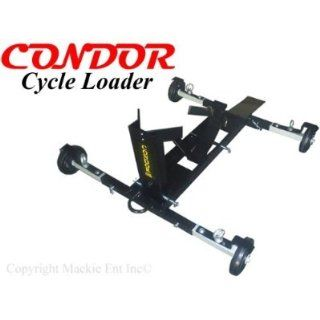 CONDOR Cycle Loader   Motorcycle Wheel Chock   For Tow Truck #CL 1000 Automotive