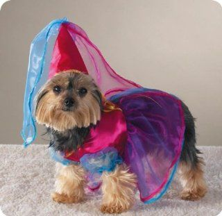 SMALL   Little Princess Dog Costume