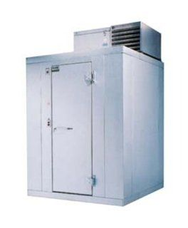 Kolpak P7 054 CT L Top Mounted Walk In Cooler Unit w/ Dial Thermometer & Hinged Left, 90x58.5x47 in, Each: Appliances