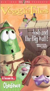 VeggieTales   Josh and the Big Wall [VHS]: Mike Nawrocki, Jim Poole, Lisa Vischer, Phil Vischer, Chris Olsen (II): Movies & TV