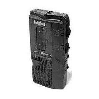 Dictaphone 3256 Portable Micro Cassette Recorder  Players & Accessories