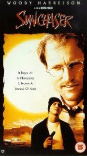 The Sunchaser [VHS]: Woody Harrelson, Jon Seda, Anne Bancroft, Alexandra Tydings, Matt Mulhern, Talisa Soto, Richard Bauer, Victor Aaron, Lawrence Pressman, Michael O'Neill, Harry Carey Jr., Carmen Dell'Orefice, Brooke Ashley, Andrea Roth, Bob Mino