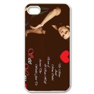 Channing Tatum Custom Case For Iphone 4,4S: Cell Phones & Accessories