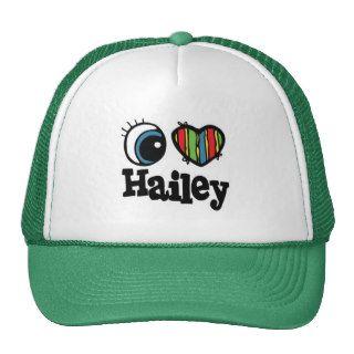 I Heart (Love) Hailey Hats