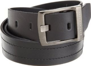 Marc New York Men's Willis Belt Black,Black,42: Clothing
