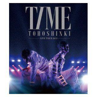 Tohoshinki   Live Tour 2013 Time [Japan BD] AVXK 79161 Movies & TV