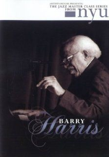 Barry Harris The Jazz Master Class Series From NYU Barry Harris Movies & TV