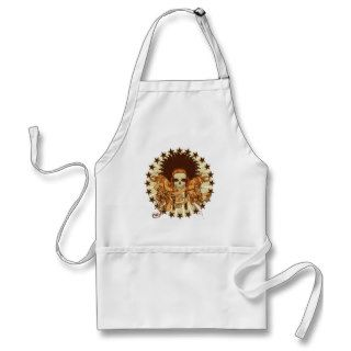 Skull Headdress 2 Apron