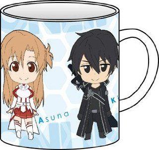 Sword Art Online (anime version) Mug (japan import): Toys & Games