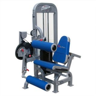 Quantum Fitness I Series Commercial Seated Leg Curl/Leg