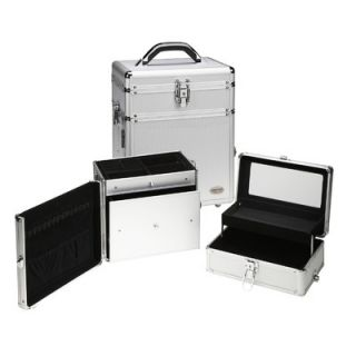 Seya 2 1 Cosmetic and Jewelry Storage Travel Case