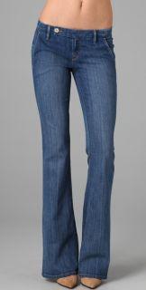 Raven Denim Mackenzie Wide Leg Trouser Jeans