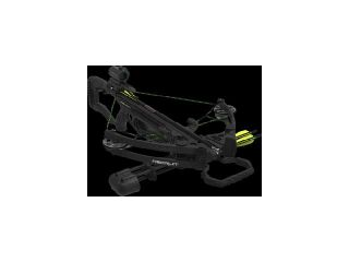 Barnett Outdoors 2013 Recruit Compound Crossbow Package With Red Dot Scope