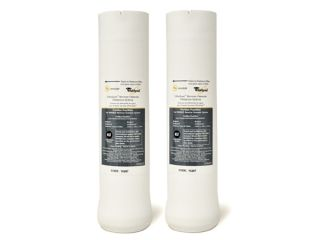 WHIRLPOOL WHER25 and KENMORE UltraFilter 450 / 650 R.O. Pre & Post Filter SET (WHEERF and Kenmore 42 38056)