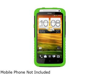 Trident Aegis Green Case with Screen Protector Kit for HTC One X AG ONEX TG