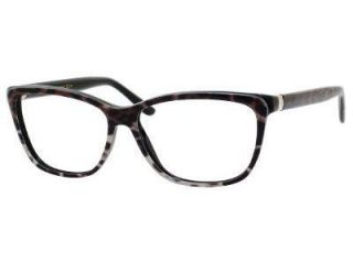 Yves Saint Laurent 6363 Eyeglasses In Color Black Panther (0YXO) Size 56/14/135