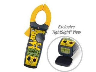 Ideal 61 763 760 Series TightSight® Clamp Meter with TRMS, Capacitance, Frequency