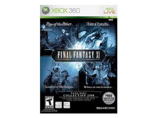 Final Fantasy XI Online: Vana'Diel Collection 08 Xbox 360 Game SQUARE ENIX