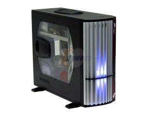 ThermalRock Dragon RH M020 1SW Black/Silver Aluminum / Steel ATX Mid Tower Computer Case