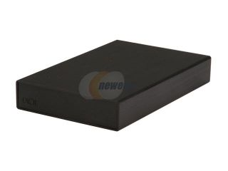 LaCie Rikiki 1TB USB 3.0 External Hard Drive 301952 R Black