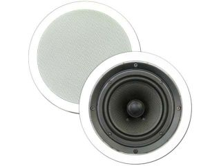 """Theater Solutions TS65C 6.5"""" In Ceiling Surround Sound Home Theater Speaker Pair"""