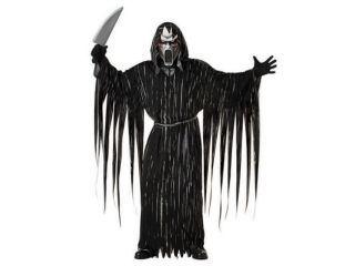 California Costumes Mens Shrieking Soul Costume With Scary Ghoul Mask