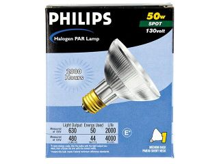 Phillips 263574 50 Watt Par 30 Halogen Light Bulb