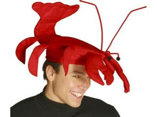 Lobster Hat   Funny Food Hats