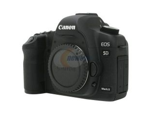 Canon EOS 5D Mark II Black 21.1 MP Full HD Movie Digital SLR Camera   Body Only
