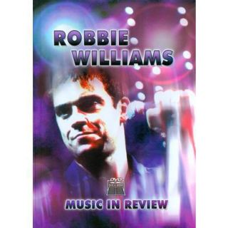 Robbie Williams Music in Review (DVD/Book)