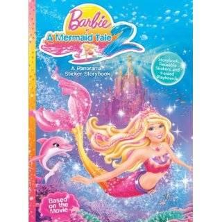 Barbie in a Mermaid Tale 2 Big Golden Book (Barbie) (a Big