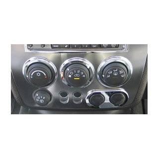 Hummer H3 Chrome Billet Cup Holder Insert Fits 2006 and