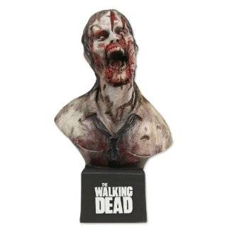 NECA The Walking Dead Tank Zombie Bust 1 Toys & Games