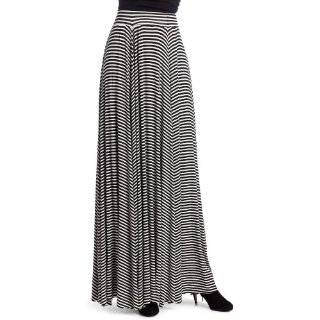 Rachel Pally Womens Seam Maxi Rib Skirt